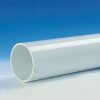 Vamzdis WAVIN ASTO be movos, d 58, 3000 mm Paveikslėlis 1 iš 1 270528000109