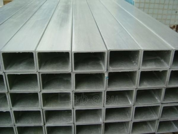 Rectangular tubes 80x60x2 S235 Paveikslėlis 1 iš 1 210820000191