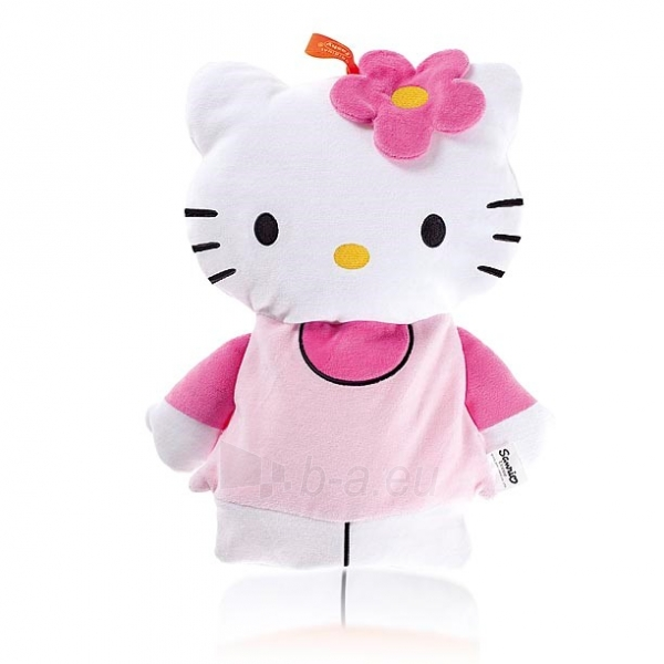 Vandeniu užpildoma šildyklė Fashy Hello Kitty Pink 0,8l Paveikslėlis 1 iš 1 310820039642