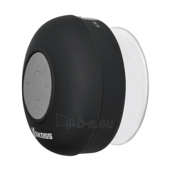 Vandeniui atsparus Bluetooth garsiakalbis su siurbtukas VAKOSS SP-B1806K juodas Paveikslėlis 1 iš 3 310820041041