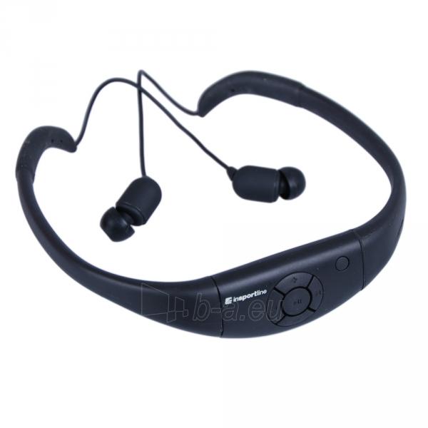 Vandeniui nepralaidus MP3 su ausinėmis inSPORTline Drumy Paveikslėlis 1 iš 3 310820013192