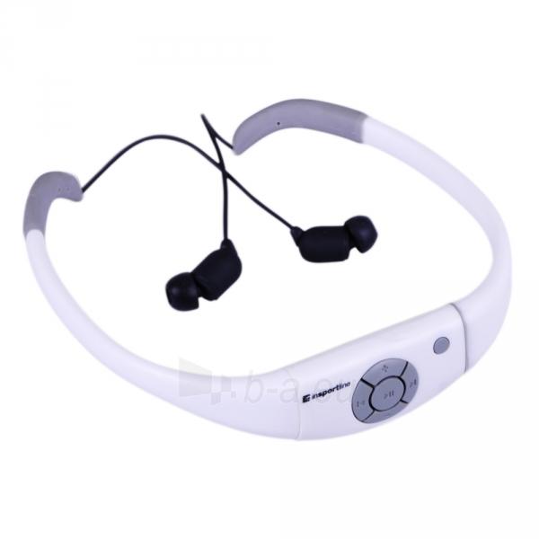 Vandeniui nepralaidus MP3 su ausinėmis inSPORTline Drumy Paveikslėlis 2 iš 3 310820013192