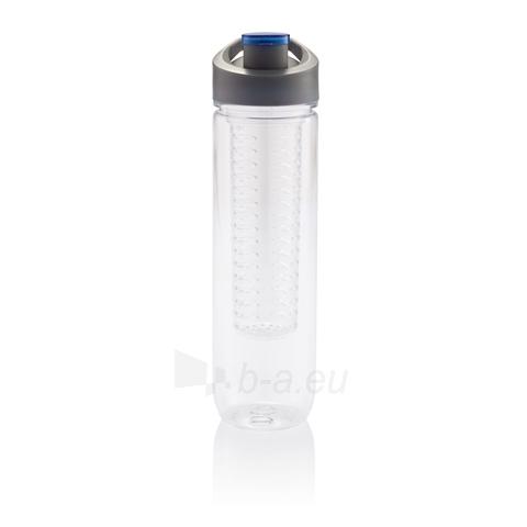 Vandens buteliukas su sieteliu, mėlynas Paveikslėlis 2 iš 6 310820012694