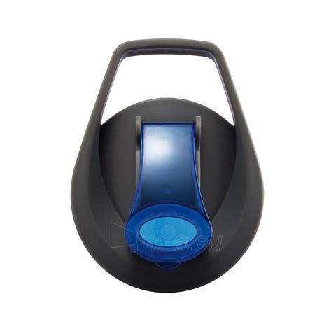 Vandens buteliukas su sieteliu, mėlynas Paveikslėlis 4 iš 6 310820012694