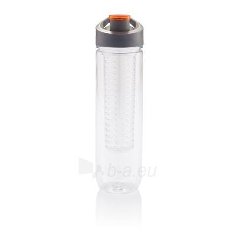Vandens buteliukas su sieteliu, oranžinis Paveikslėlis 2 iš 7 310820012696