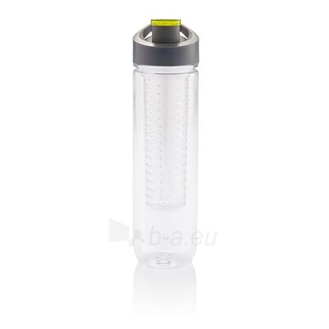 Vandens buteliukas su sieteliu, žalias Paveikslėlis 2 iš 6 310820012695