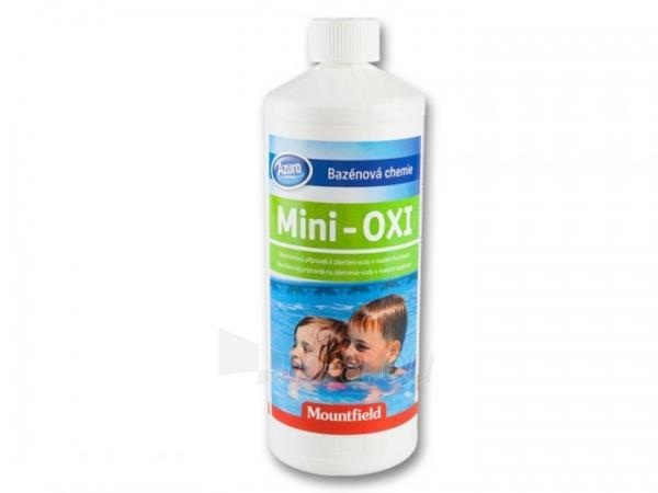 Vandens dezinfekatorius su aktyviuoju deguonimi MINI OXI, 1L Paveikslėlis 1 iš 1 30092500018