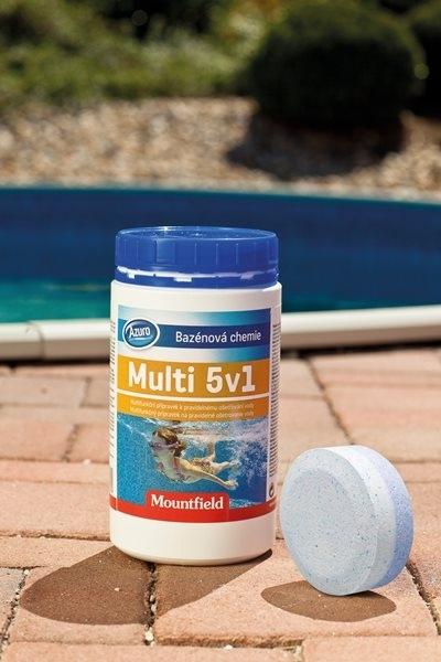 Vandens gerintojas Multi 5v1, 1kg Paveikslėlis 1 iš 3 30092500022