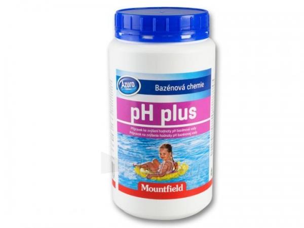Vandens pH didintojas PH PLUS, 0.9kg Paveikslėlis 1 iš 1 30092500007