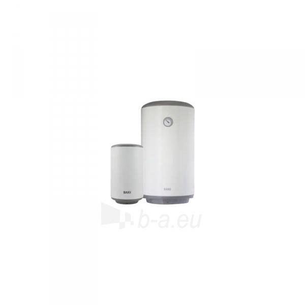 Vandens šildytuvas BAXI SV510TD 100L verikalus - kombinuotas Paveikslėlis 1 iš 1 271410000345