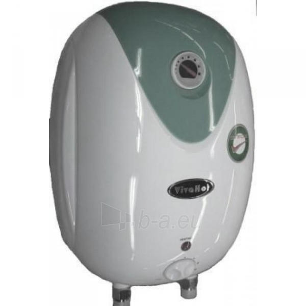 Vandens šildytuvas VivaHot 10L po kriaukle Paveikslėlis 1 iš 1 271410000351