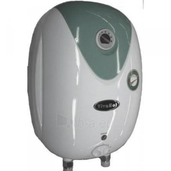 Vandens šildytuvas VivaHot 10L virš kriauklės Paveikslėlis 1 iš 1 271410000352