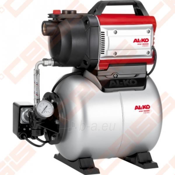 Vandens tiekimo sistema AL-KO HW3000 Clasic 650W Paveikslėlis 1 iš 3 270832000225