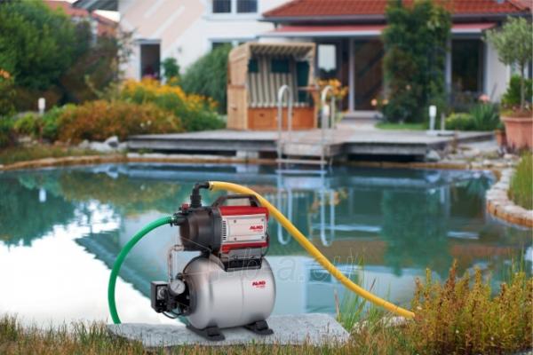 Vandens tiekimo sistema AL-KO HW3000 Clasic 650W Paveikslėlis 2 iš 3 270832000225