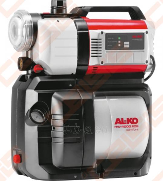 Vandens tiekimo sistema AL-KO HW4000 FCS Comfort Paveikslėlis 1 iš 5 270832000227