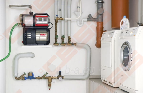 Vandens tiekimo sistema AL-KO HW4000 FCS Comfort Paveikslėlis 2 iš 5 270832000227