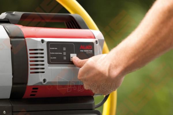 Vandens tiekimo sistema AL-KO HW4000 FCS Comfort Paveikslėlis 3 iš 5 270832000227