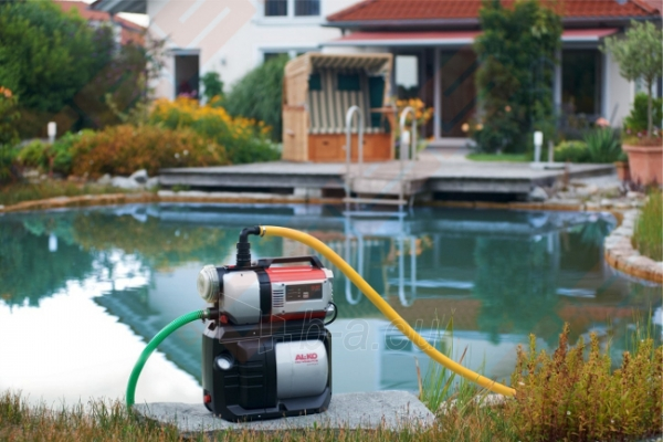 Vandens tiekimo sistema AL-KO HW4000 FCS Comfort Paveikslėlis 4 iš 5 270832000227