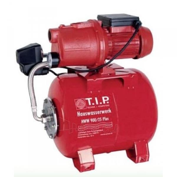 Vandens tiekimo sistema hidroforas HWW 900-25 600W Paveikslėlis 1 iš 1 270832000189