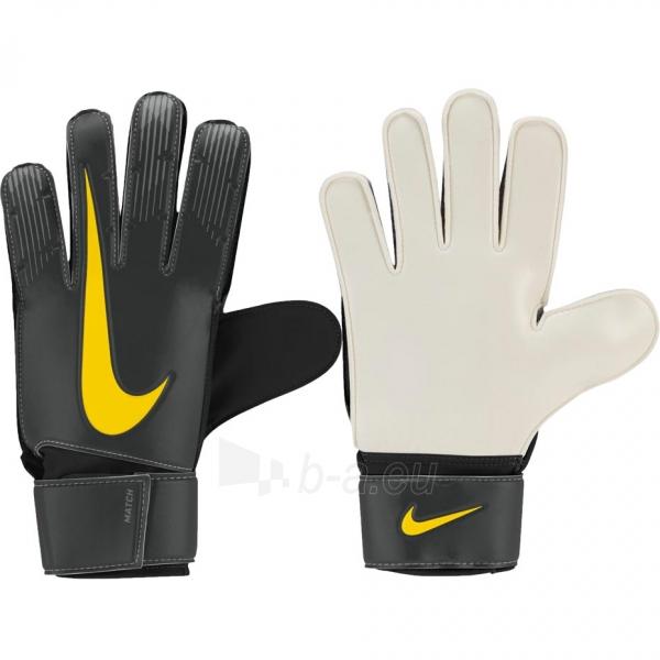 Vartininko pirštinės Nike GK Match FA18 GS3370 060 Paveikslėlis 1 iš 1 310820179841
