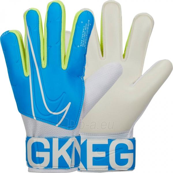 Vartininko pirštinės Nike GK MATCH FA19 GS3882 486 Paveikslėlis 1 iš 3 310820198709