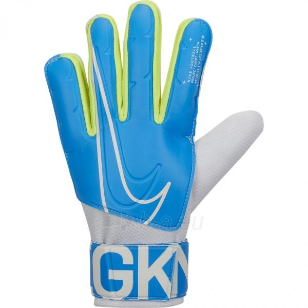 Vartininko pirštinės Nike GK MATCH FA19 GS3882 486 Paveikslėlis 2 iš 3 310820198709