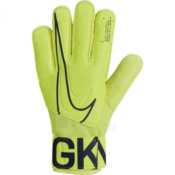 Vartininko pirštinės Nike GK Match FA19 GS3882 702 Paveikslėlis 2 iš 3 310820217915