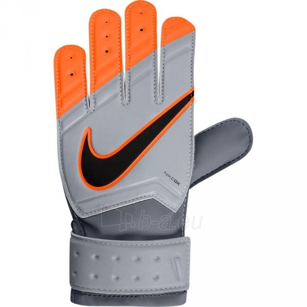 Vartininko pirštinės Nike GK Match GS0282-100, 8 dydis Paveikslėlis 1 iš 1 310820040474