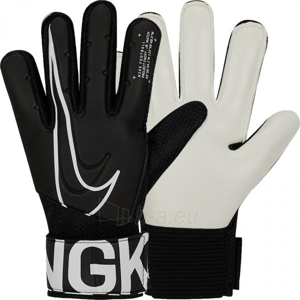 Vartininko pirštinės Nike GK Match JR-FA19 GS3883 010 Paveikslėlis 1 iš 3 310820217834