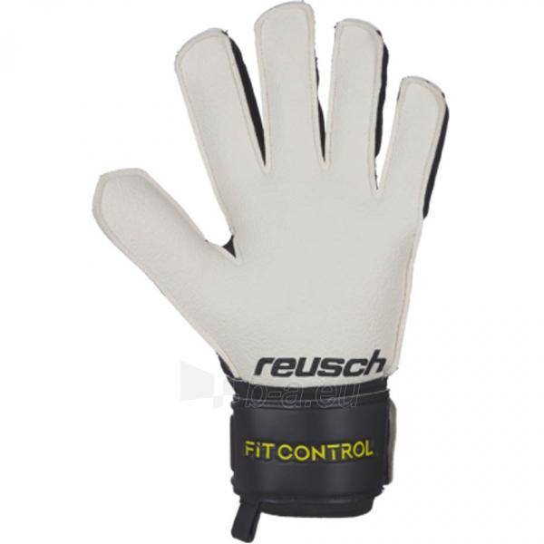 Vartininko pirštinės Reusch Fit Control RG Open Cuff Junior 3972615 705 Paveikslėlis 3 iš 3 310820180797