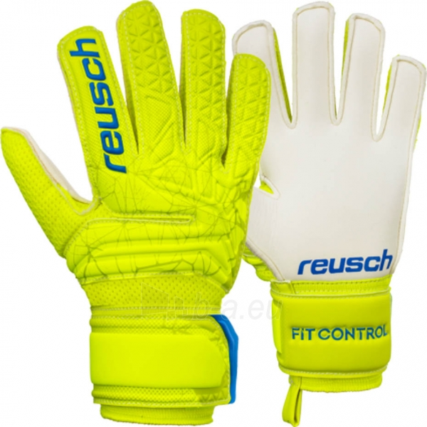 Vartininko pirštinės Reusch Fit Control SG Junior 3972815 588 Paveikslėlis 1 iš 3 310820184507