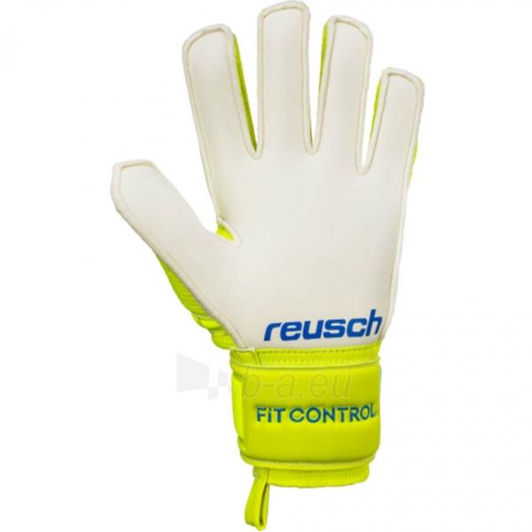 Vartininko pirštinės Reusch Fit Control SG Junior 3972815 588 Paveikslėlis 3 iš 3 310820184507