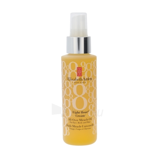 Veido aliejus Elizabeth Arden Eight Hour Cream All-Over Miracle Oil Cosmetic 100ml Paveikslėlis 1 iš 1 310820085142