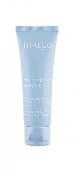 Veido kaukė Thalgo Cold Cream Marine SOS Soothing Face Mask 50ml Paveikslėlis 1 iš 1 310820172141