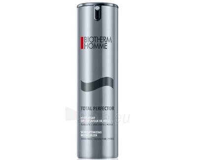 Veido cream Biotherm Hydrating Gel Cream for men (Total Perfector Skin Optimizing Moisturizer) 40 ml Paveikslėlis 1 iš 1 310820086826