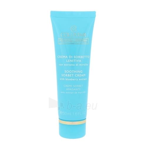 Veido kremas Collistar Soothing Sorbet Cream With Blueberry Extract Cosmetic 50ml Paveikslėlis 1 iš 1 310820010813