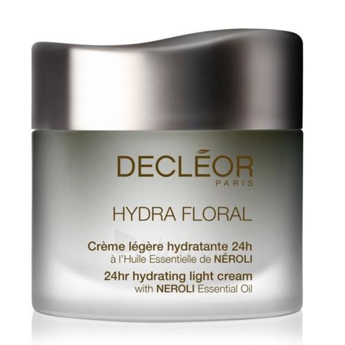 Veido kremas Decléor Moisturizing Cream for Normal to Mixed Skin Hydra Floral (24hr Hydrating Light Cream) 50 ml Paveikslėlis 1 iš 2 310820162197