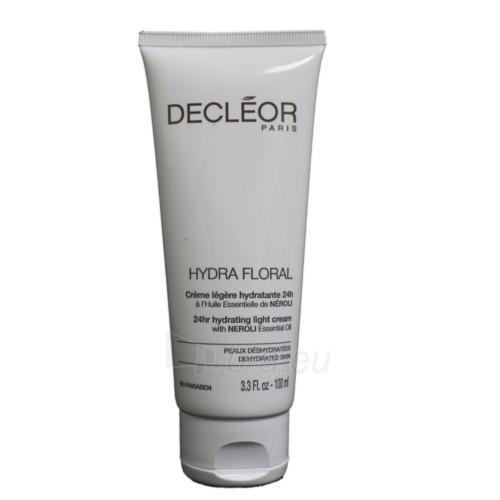 Veido kremas Decléor Moisturizing Cream for Normal to Mixed Skin Hydra Floral (24hr Hydrating Light Cream) 50 ml Paveikslėlis 2 iš 2 310820162197