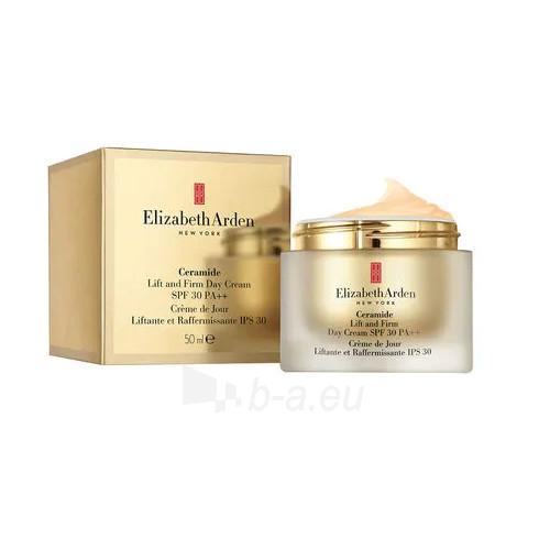 Veido cream Elizabeth Arden Day Cream with Lifting Effect SPF 30 Ceramide Lift and Firm (Day Cream SPF 30 PA++) 50 ml Paveikslėlis 1 iš 1 310820168802
