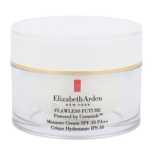 Veido kremas Elizabeth Arden Flawless Future Moisture Cream SPF30 Cosmetic 50ml Paveikslėlis 1 iš 1 310820038094