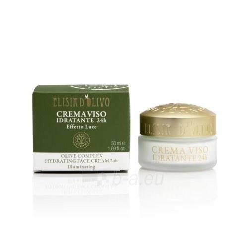 Veido cream Erbario Toscano Moisturizing Cream (Hydrating Face Cream 24H) 50 ml Paveikslėlis 1 iš 1 310820155704