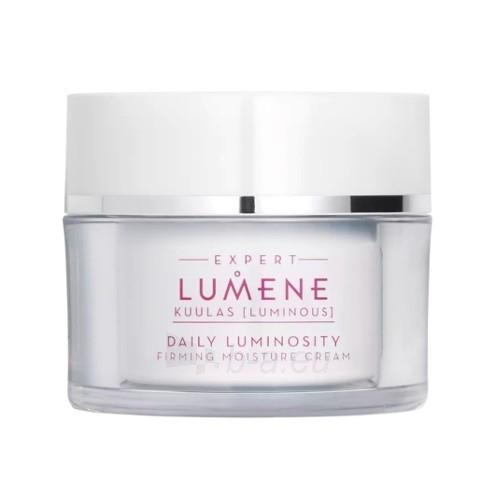 Veido kremas Lumene Day (Daily Luminosity Firming Moisture Cream) 50 ml Paveikslėlis 1 iš 1 310820122524
