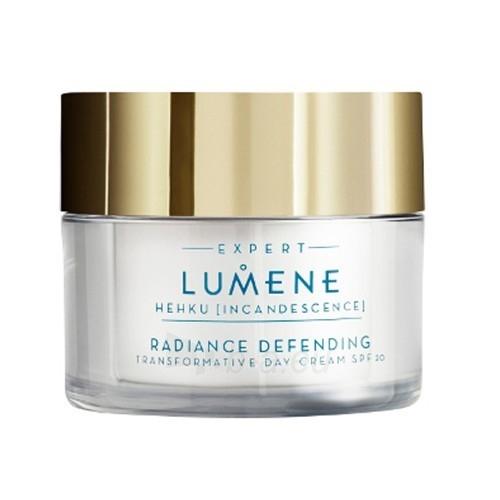 Veido kremas Lumene Regenerating and Cleansing (Radiance Defending Transformative Day Cream SPF 20) 50 ml Paveikslėlis 1 iš 1 310820122375