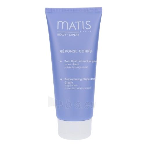 Veido kremas Matis Réponse Corps Restructuring Stretch Marks Cream Cosmetic 200ml Paveikslėlis 1 iš 1 310820039535