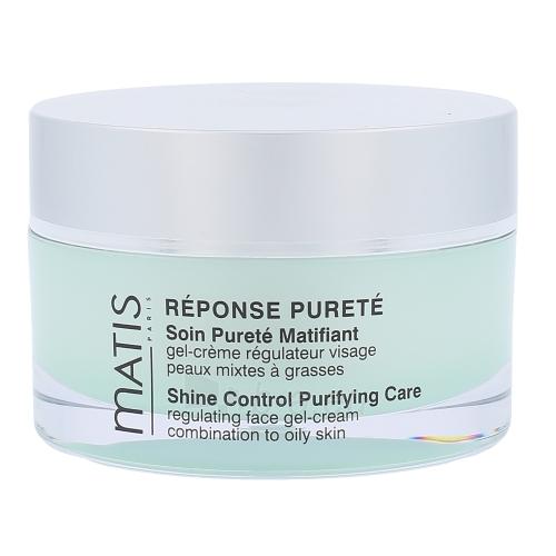 Veido kremas Matis Réponse Pureté Shine Control Purifying Care Cosmetic 50ml Paveikslėlis 1 iš 1 310820039533