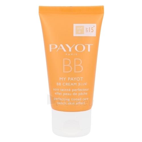 Veido kremas Payot My Payot BB Cream Blur SPF15 Cosmetic 50ml Shade 01 Light Paveikslėlis 1 iš 1 310820082813