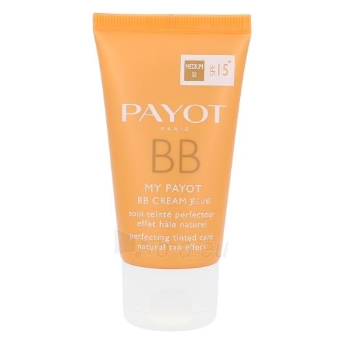 Veido cream Payot My Payot BB Cream Blur SPF15 Cosmetic 50ml Shade 02 Medium Paveikslėlis 1 iš 1 310820082814