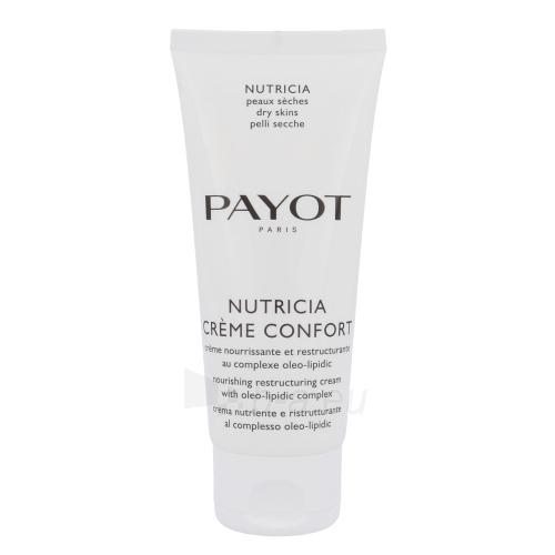Veido kremas Payot Nutricia Confort Nourishing Cream Cosmetic 100ml Paveikslėlis 1 iš 1 310820047421