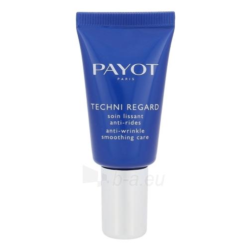Veido kremas Payot Techni Regard Anti Wrinkle Smoothing Care Cosmetic 15ml Paveikslėlis 1 iš 1 310820011447
