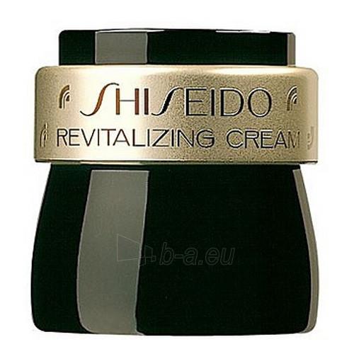 Veido kremas Shiseido (Revitalizing Cream) 40 ml Paveikslėlis 1 iš 1 310820050427